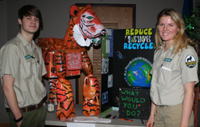 2014 Kinkajous Super Science Saturday