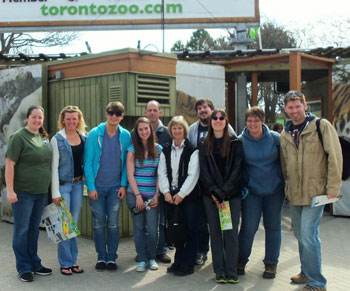 ZEW at Toronto Zoo